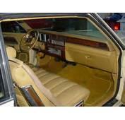 1981 LINCOLN CONTINENTAL MARK VI COUPE  Interior 102297