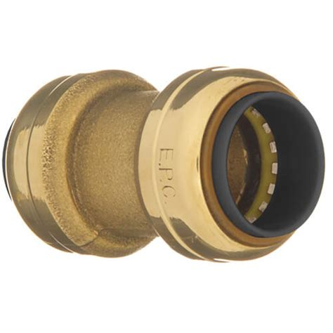 How To Remove Push Fit Plumbing Connector by Diy Plumbing And Heating Pipes Repair Without Soldering