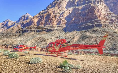 west rim bus tour with helicopter boat cruise and skywalk grand canyon west rim air tour with optional landing and
