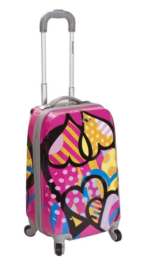 The Ultimate Cq Suitcase 10 A Day To Top by 48 Luggages Disney Character Wheeled Trolley