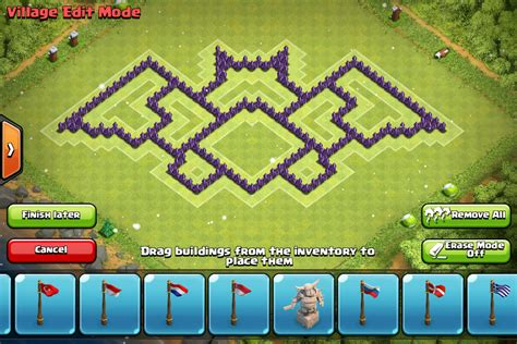 layout th7 home base th7 home base is so cute clash of clans load ing