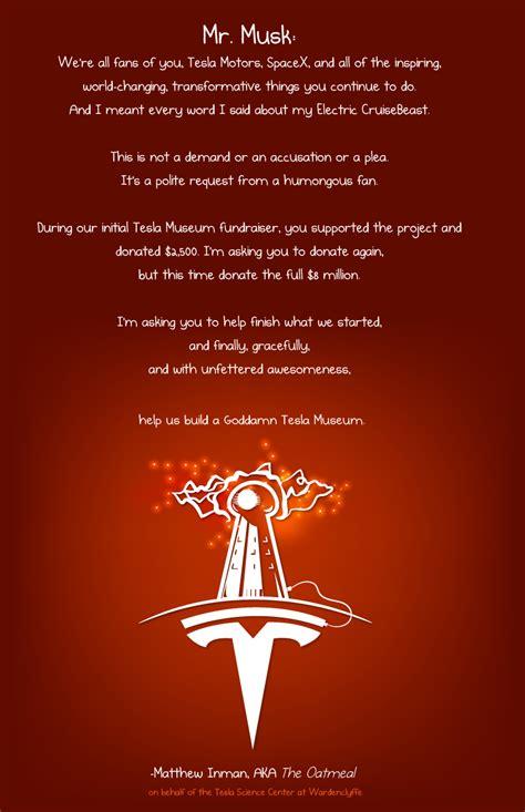 Oatmeal Tesla What It S Like To Own A Tesla Model S Part 2 The Oatmeal