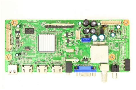 Westinghouse EW40T2XW Main Board 1204H0551A ... Westinghouse Tv Parts