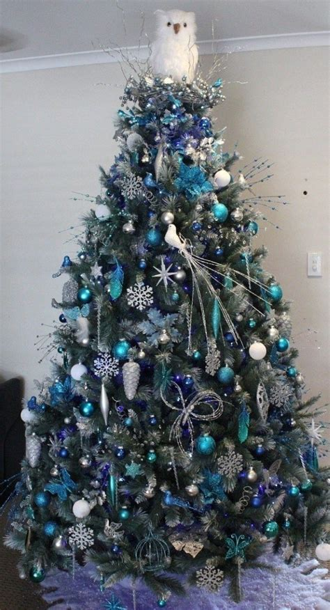 blue and silver tree ideas 14 magical ways to decorate your tree