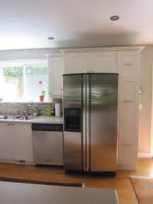 Low Price Kitchen Cabinets Low Cost Kitchen Refresh With Shaker Cabinets Traditional Kitchen