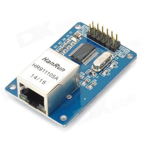 Module Ethernet Enc28j60 pcb enc28j60 module ethernet pour arduino envoie gratuit