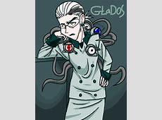 Human GLaDOS by PurpleRAGE9205 on DeviantArt Glados Human