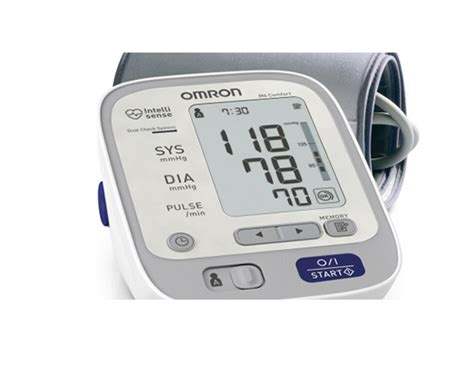 accurate comfort services omron 705cp blood pressure monitor manual