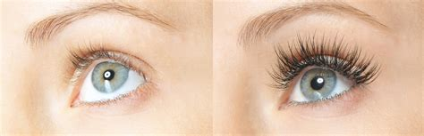 eyelash extensions just the right cosmetic