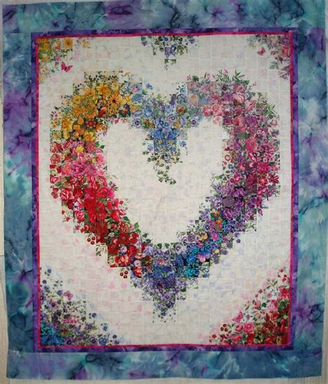 heart shaped quilt pattern 1523 best images about quilts on pinterest quilt