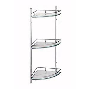 Bathroom Corner Shelving Bathroom Corner Shelf Unit Wall Mounted