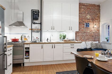 small kitchen apartment studio charming small studio apartment with spacious kitchen idesignarch interior design