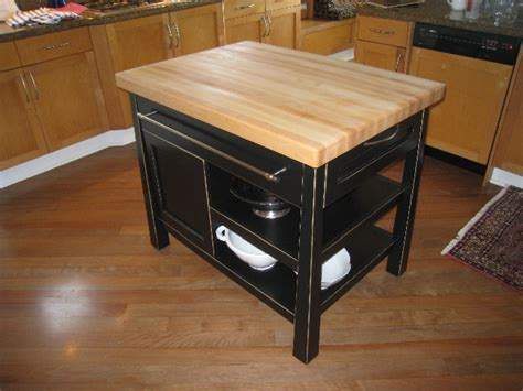 butcherblock kitchen island asian butcher block kitchen island
