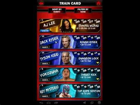 wwe supercard #27 legendary pro stats over 1300 each