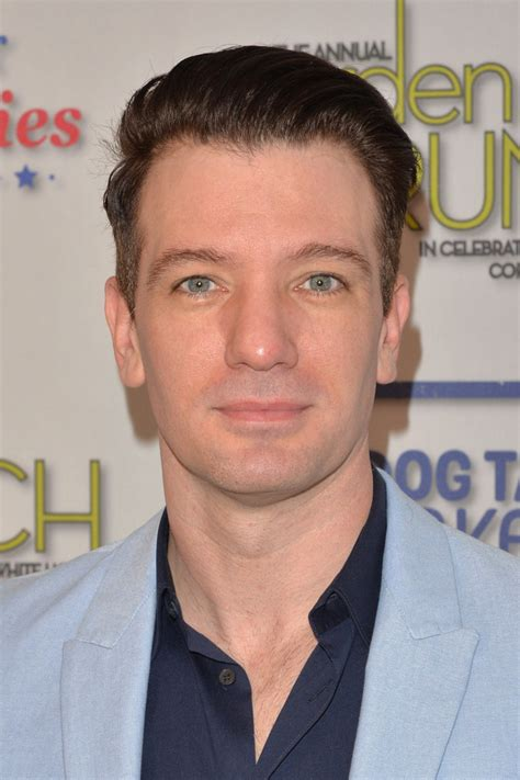 With Jc Chasez by Jc Chasez Photos Photos 2014 Annual Garden Brunch Zimbio