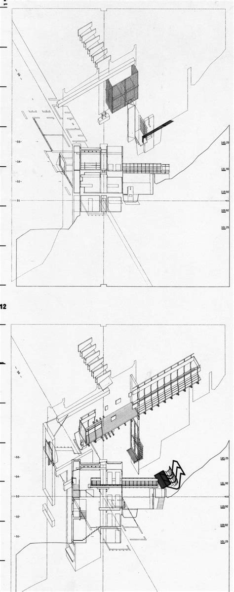 R Drawing Package by Architecture Drawing Morphosis House A R C