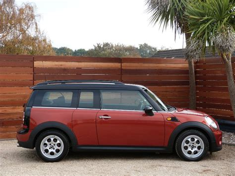 auto air conditioning service 2010 mini clubman navigation system used orange mini clubman for sale dorset