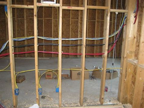 construction audio video wiring gallery pinterest