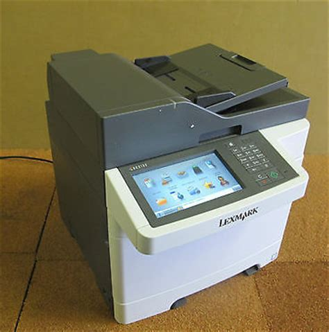 lexmark xc2132 colour multifunction 32ppm laser printer
