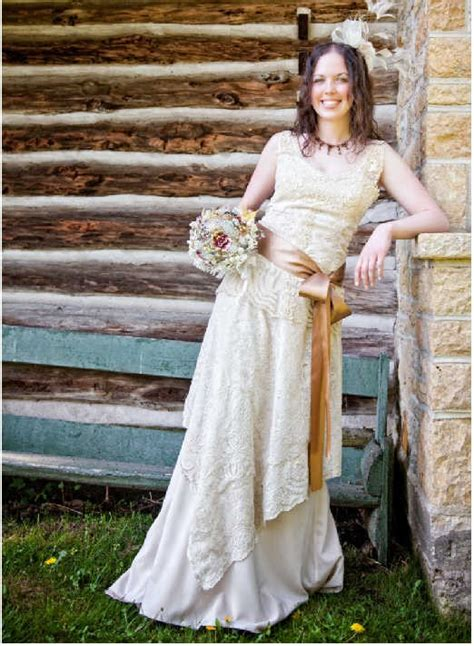 Handmade Wedding Dresses - wedding dress vintage handmade bridal gown wedding dress