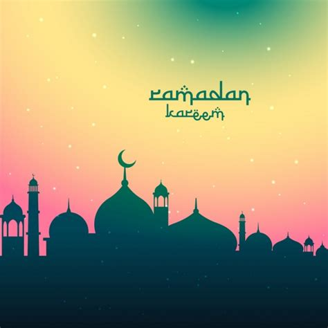 Ramadan Pattern Vector Free | colorful ramadan background design vector free download