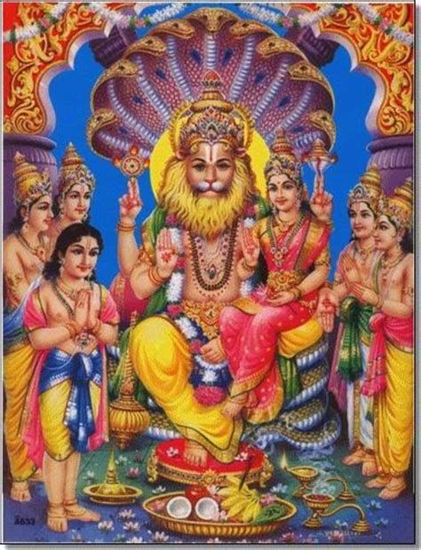 killing for krishna the danger of deranged devotion books lord narasimha photos pictures hindu devotional