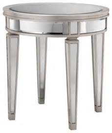 mirror accent tables round mirror accent table eclectic side tables and end tables by high fashion home
