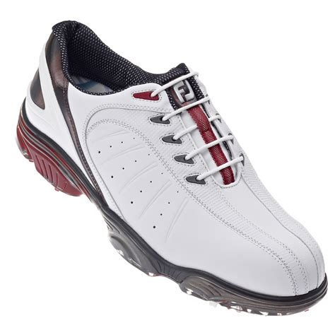 footjoy sport golf shoe footjoy mens fj sport golf shoes white white 2013