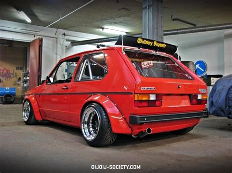 volkswagen golf mk1 modified vw golf gti mk1 motorized sexiness pinterest mk1