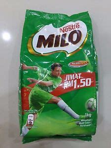 Nestle Milo 1 1kg nestle milo chocolate flavored drink mix 35 27oz 1kg free shipping tracking ebay