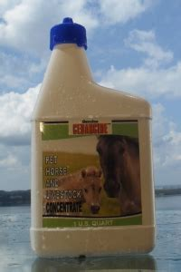 all natural green pest control concentrate for horses