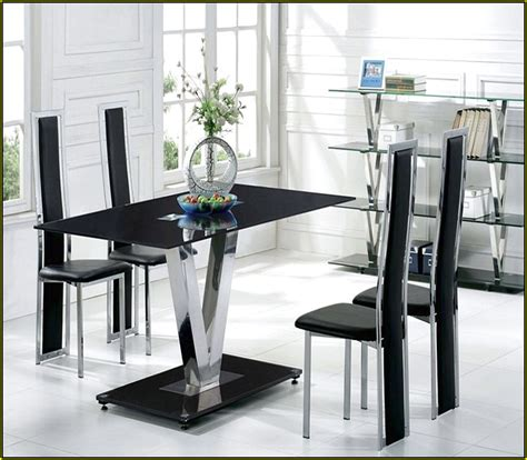 modern kitchen furniture sets contemporary kitchen table and chair sets home design ideas