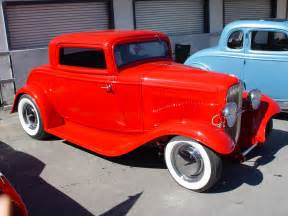 auto hair inspired 32 ford coupe