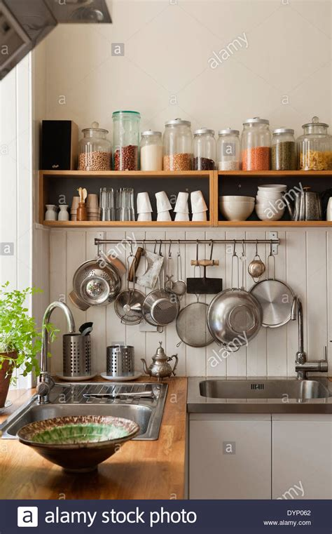 Kitchen Corner Shelves Ideas Hanging Pans And Shelving Home Decor And Landscaping