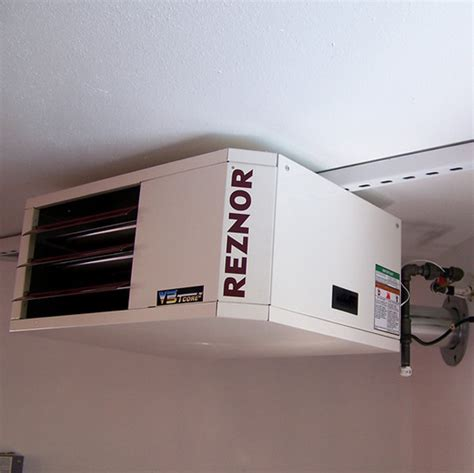 Garage Unit Heater Garage Heating Comfort Solutions Air Conditioning And Heat