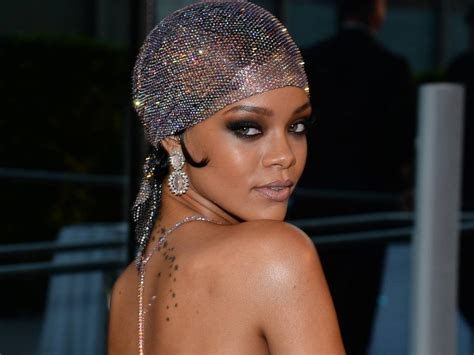 rihanna s the wildest outfits by the designer who made rihanna s see