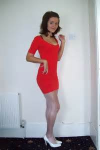 red primark dresses pink primark tights white primark