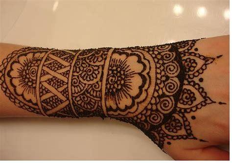henna tato halal flower designs henna