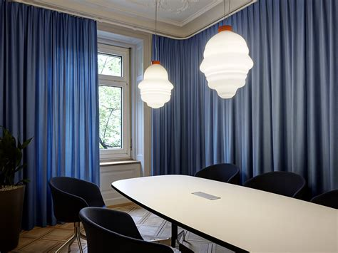 Office Space Zurich Studio Gessaga Renovates Office Space With Classical Charm
