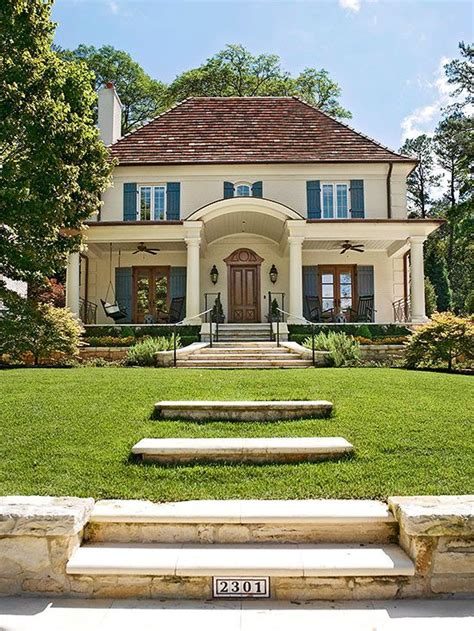 country french style home ideas country home exteriors