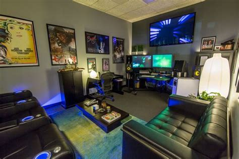 Home Basement Ideas 10 Simple Amp Brilliant Gaming Room Ideas Exooto Media