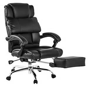 Luxury Recliners by Bizzer Btm Luxury High Back Executive Faux Leather