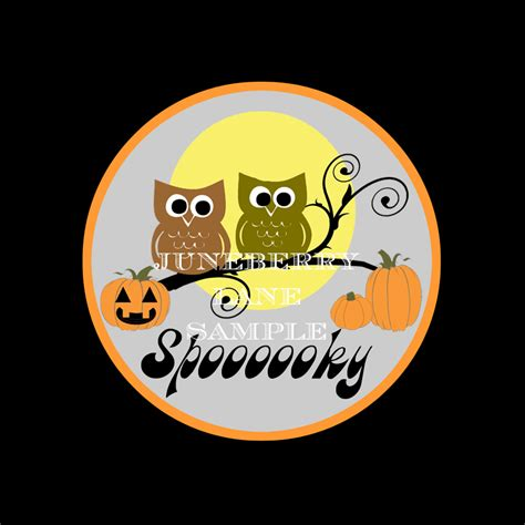printable halloween owl juneberry lane owl edition halloween printables