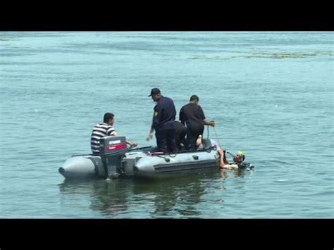boat crash kills nile party boat crash kills at least 18 in egypt youtube