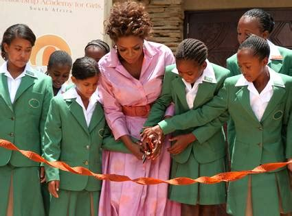 Oprah Opens Second School In Africa by Oprah Winfrey Leadership Academy For To Hold