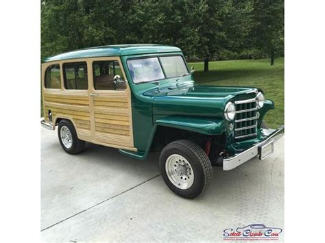 jeep classic for sale classic willys jeep for sale on classiccars 30 available