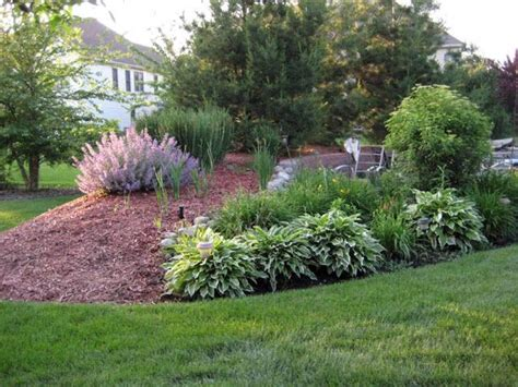 backyard berm 65 best images about berm and mound landscaping on