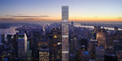 432 Park Ave Floor Plans by World Of Architecture 432 Park Avenue Skyscraper Seen In