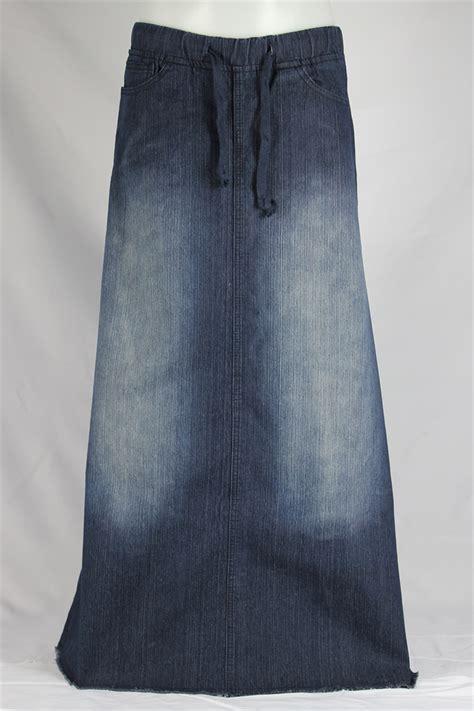comfy fringe denim skirt sizes 8 18