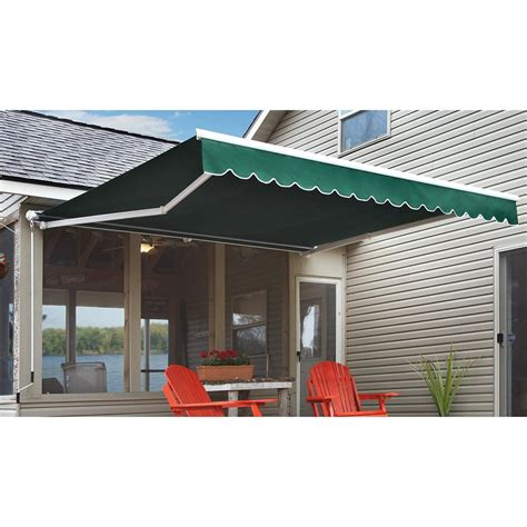 12 Ft Retractable Awning by Guide Gear 174 12x10 Retractable Awning 196953 Awnings